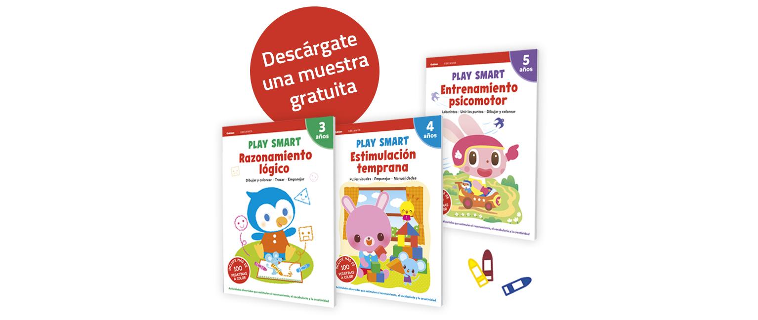 Cuadernos PlaySmart