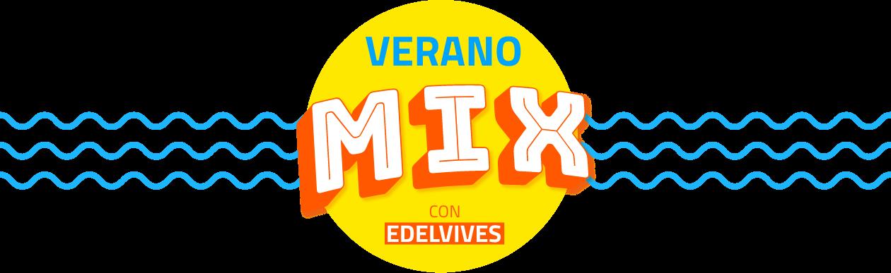 Verano MIX con EDELVIVES