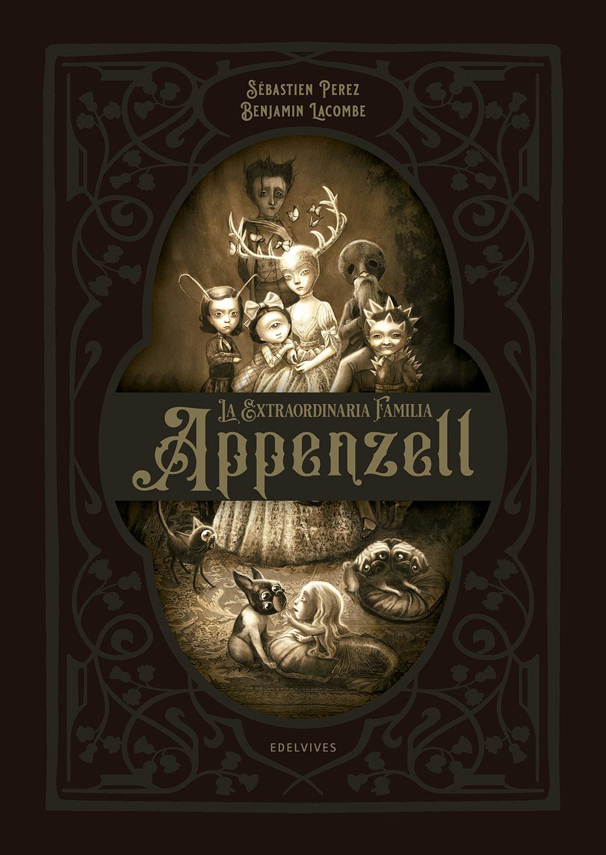 La extraordinaria familia Appenzell +9