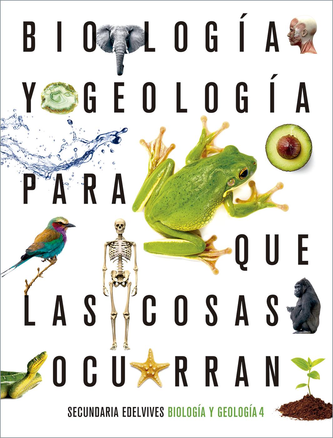 Biología Y Geología 4 º Eso Edelvives