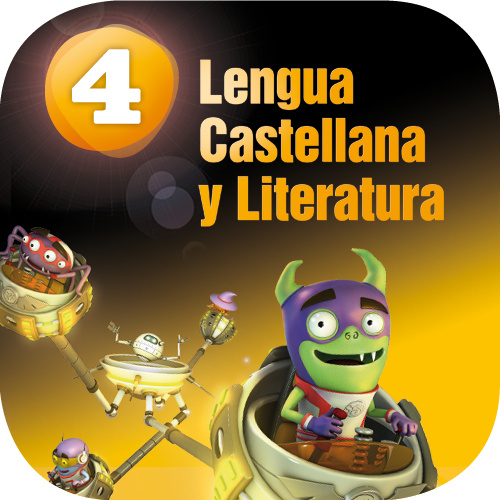 Lic_PRO Lengua Castellana y Literatura 4º Primaria SPX - Edelvives