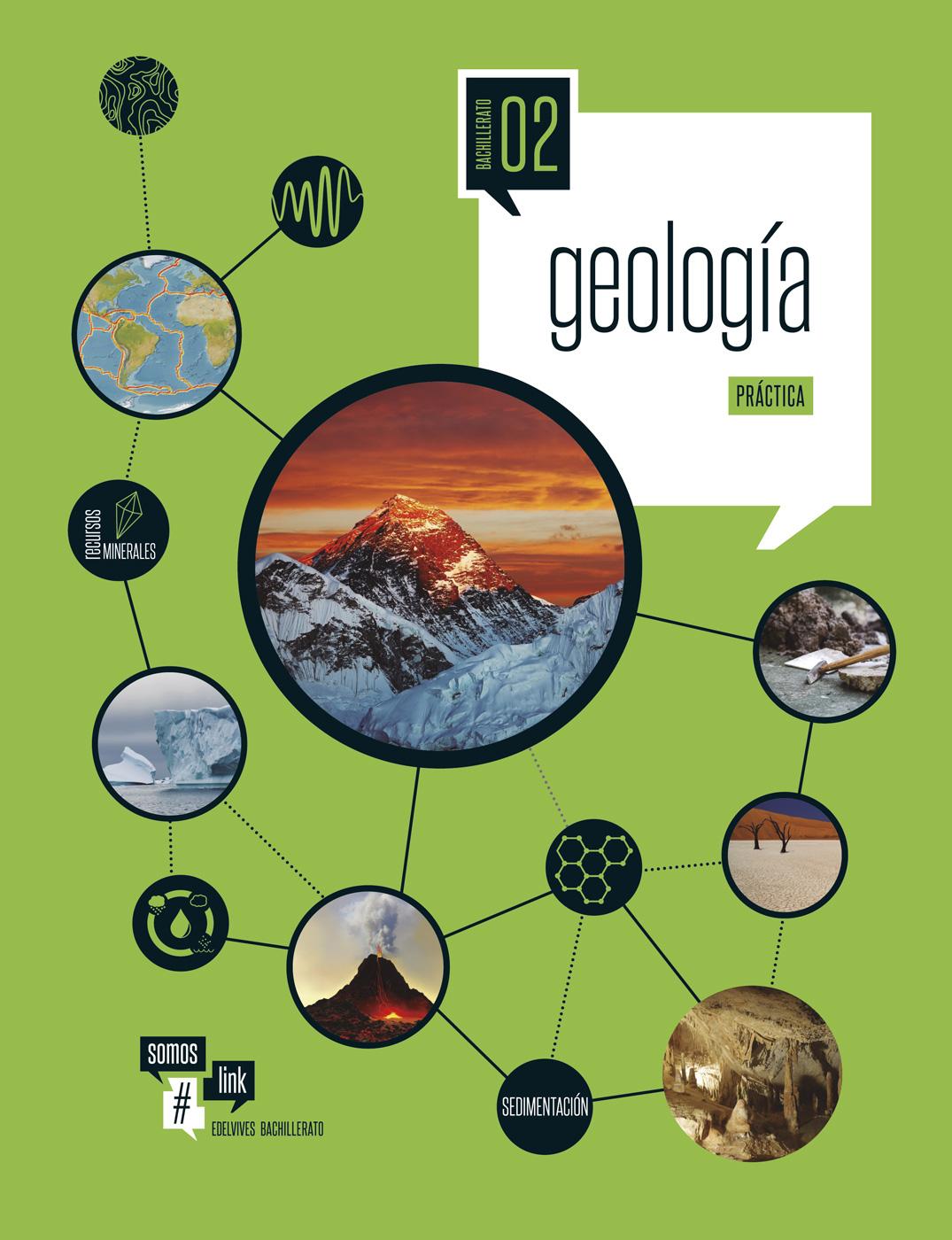 Geología 2.º Bachillerato - Edelvives