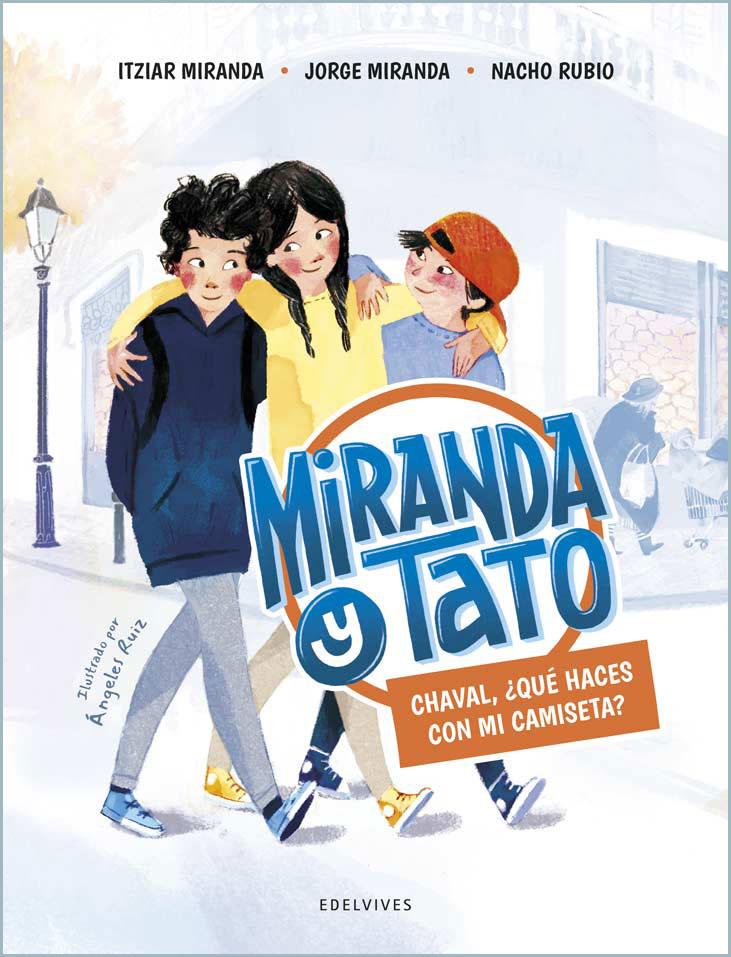 Colección Miranda y Tato +10