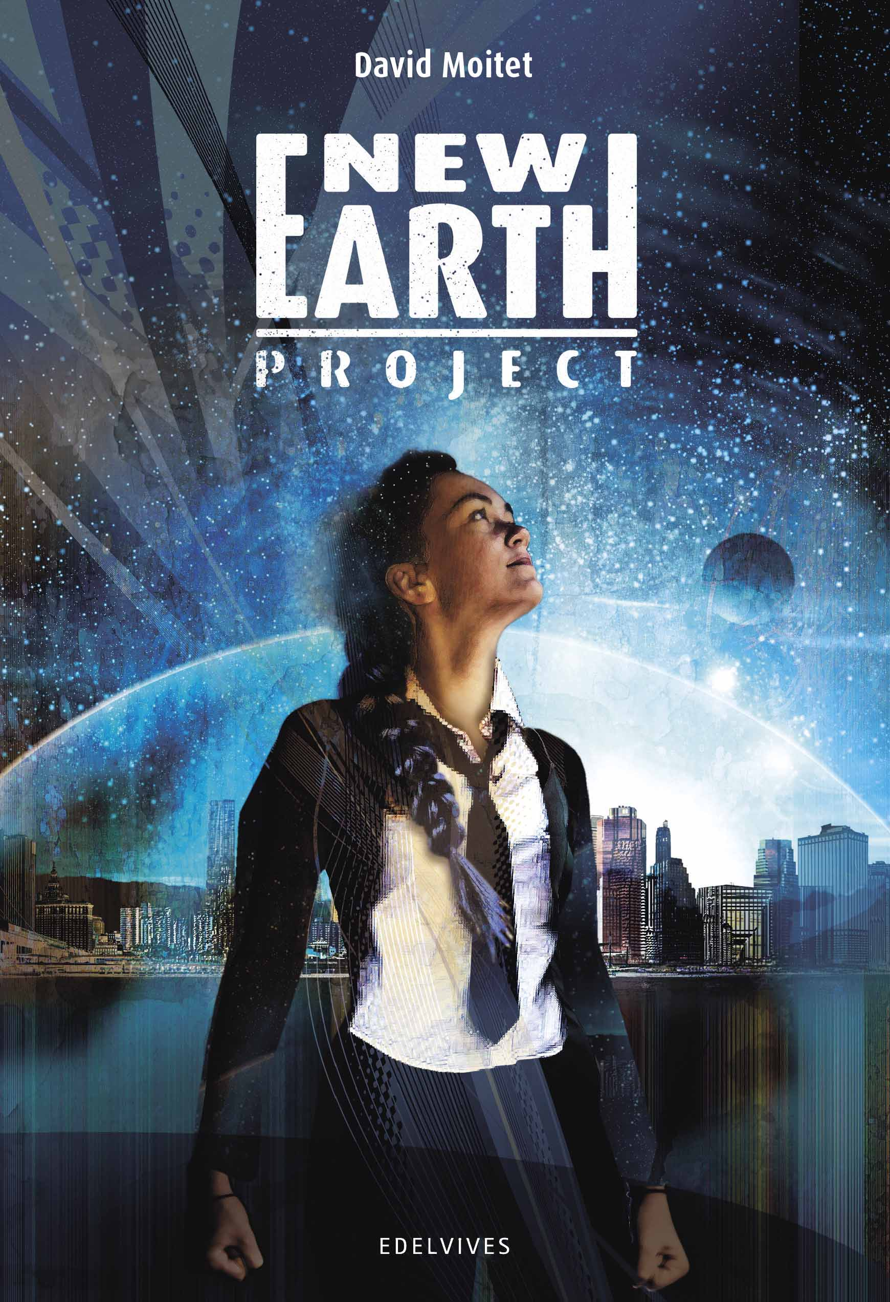 Resultado de imagen de New Earth Project, David Moitet