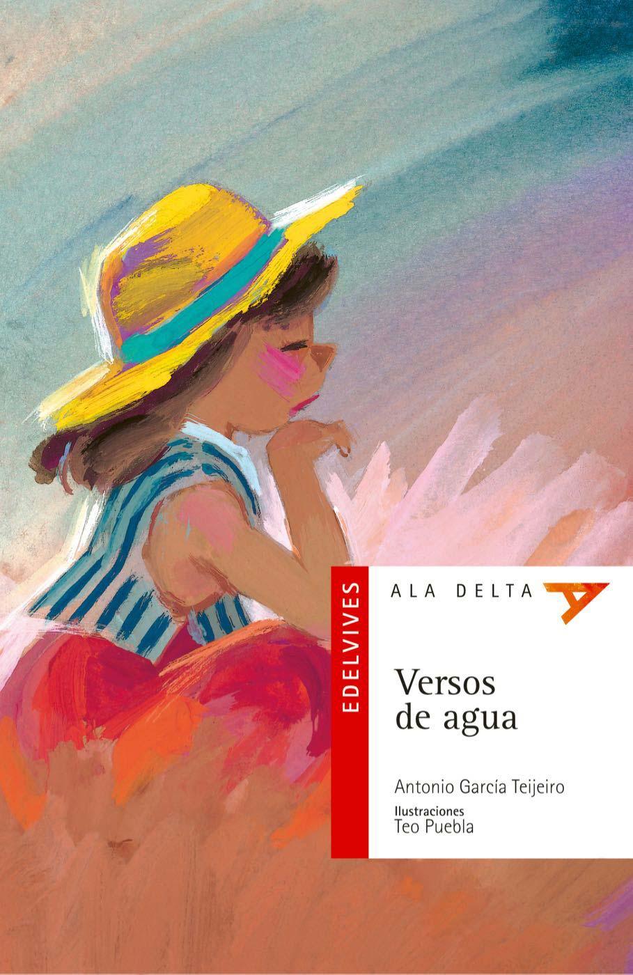 Resultado de imagen de VERSOS DE AGUA EDELVIVES