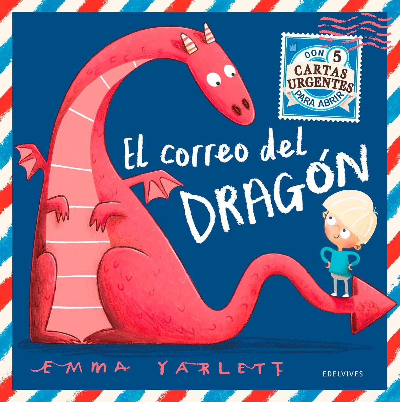 Libro El correo del dragón