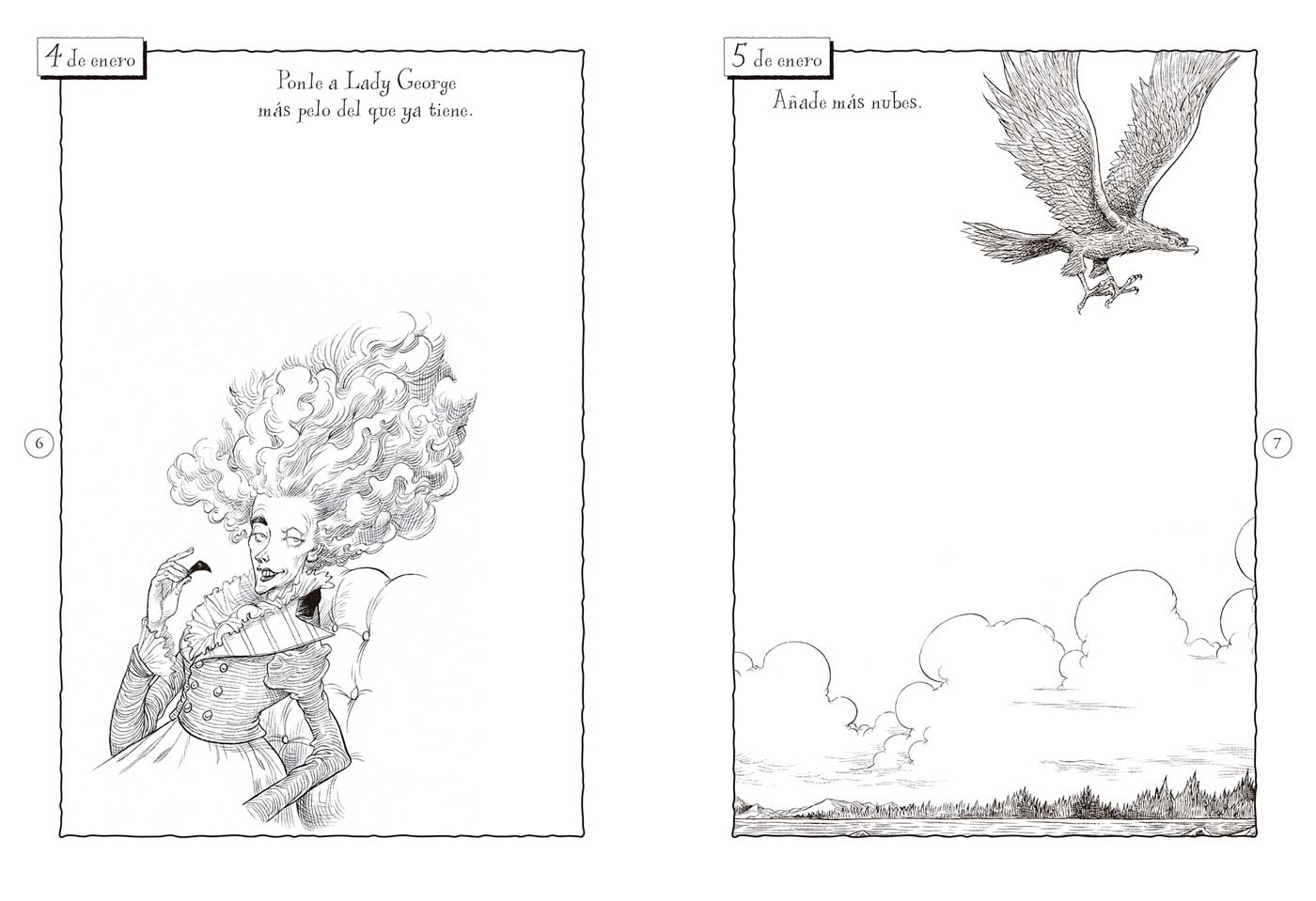 Un Dibujo Al Día Edelvives